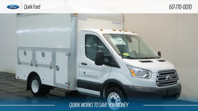 2018 Ford Transit 350 HD 10' DURACUBE MAX FRP