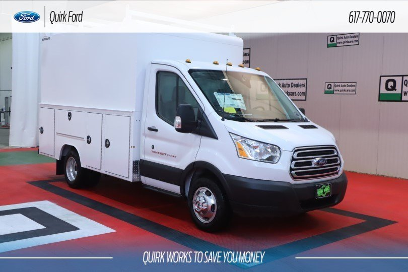 New 2019 Ford Transit Base S-Series Service Body