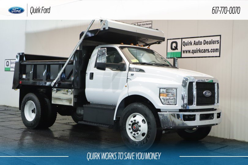 New 2019 Ford F-650 10' TITAN DUMP BODY