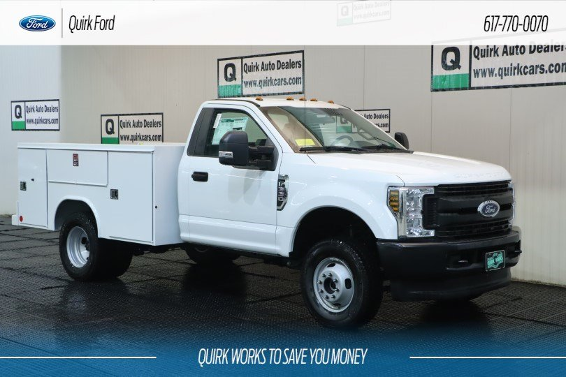 New 2019 Ford F-350 DRW XL Reading SL Service Body