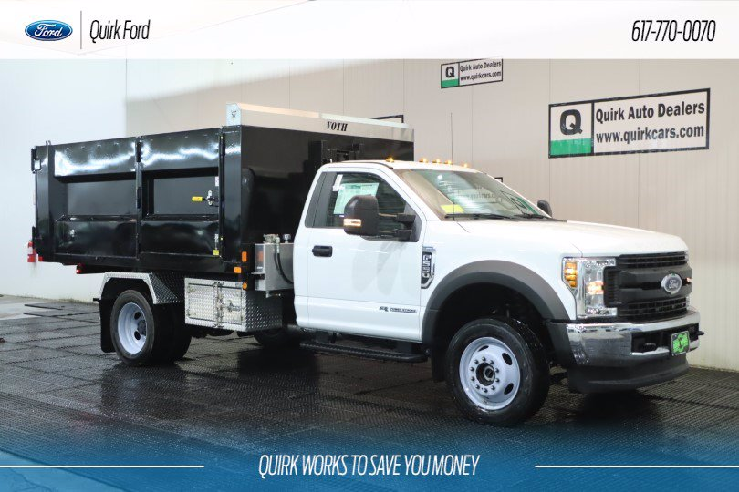 New 2019 Ford F-550 DRW XL Kargo King Roll Off System
