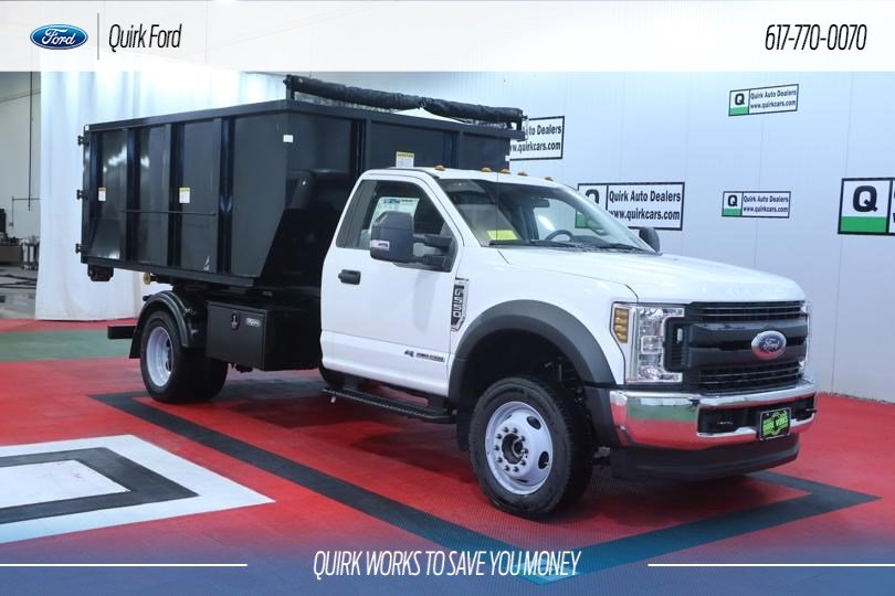 New 2019 Ford F-550 DRW XL SWITCH N' GO/11' ROLL OFF BODY