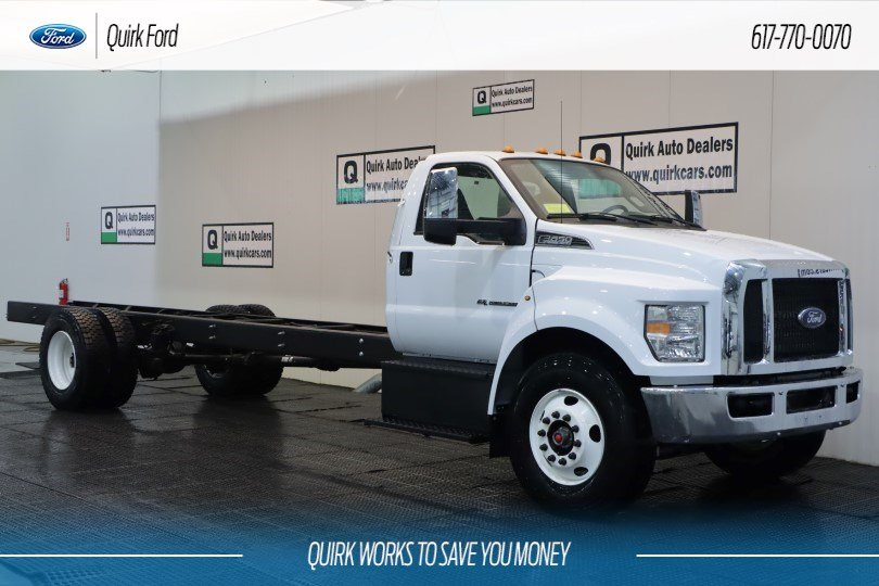 New 2019 Ford F-650 Diesel Base