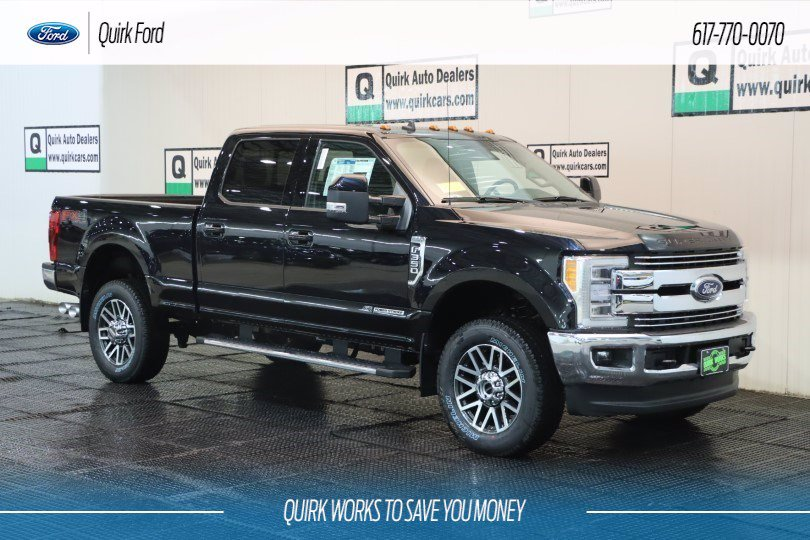 New 2019 Ford Super Duty F 350 Srw Lariat In Quincy F201099