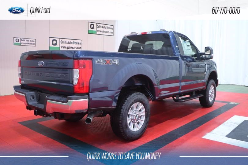 New 2020 Ford Super Duty F 250 Srw Xl In Quincy F202174 Quirk Ford