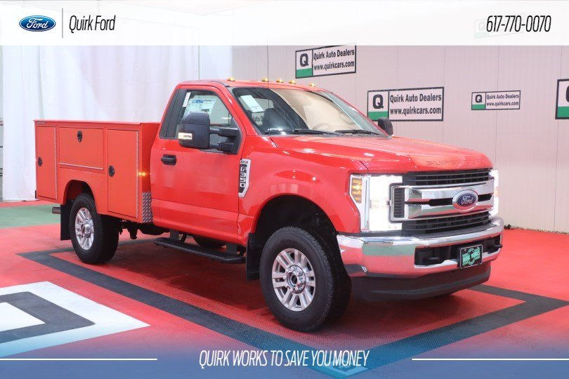 New 2019 Ford F-350 SRW XL SERVICE UTILITY BODY