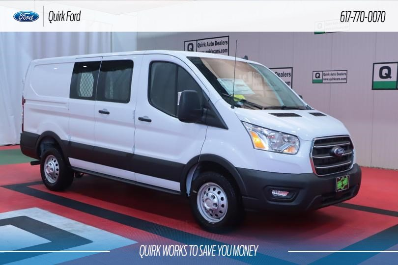 New 2020 Ford Transit Cargo Van Base