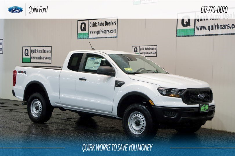 2019 Ford Ranger Supercab XL 4x4