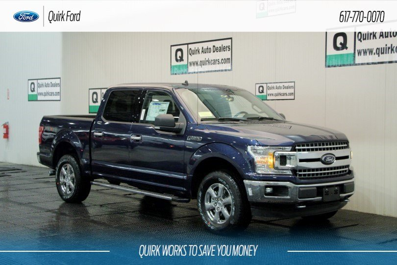 New 2019 Ford F 150 Xlt 4wd