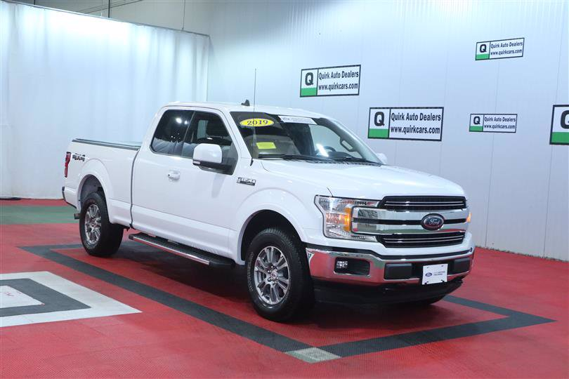 Certified Pre-Owned 2019 Ford F-150 LARIAT4WD