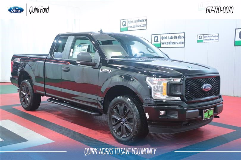 New 2020 Ford F 150 Stx In Quincy F203045 Quirk Ford