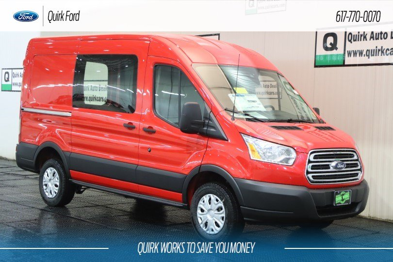 New 2019 Ford Transit Van Base w/Sliding Pass-Side Cargo Door