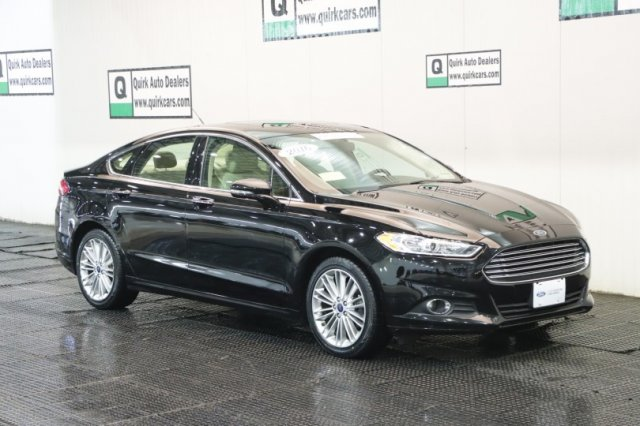 Certified Pre-Owned 2016 Ford Fusion SE AWD