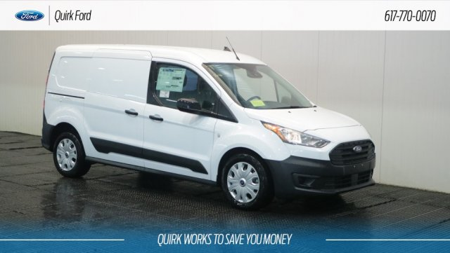 New 2019 Ford Transit Connect Van XL
