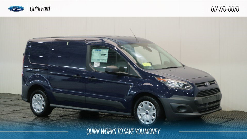 New 2018 Ford Transit Connect Xl Cargo Van In Quincy F108155