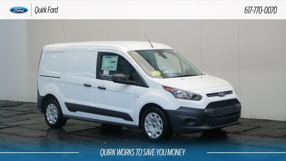 New 2018 Ford Transit Connect Van XL