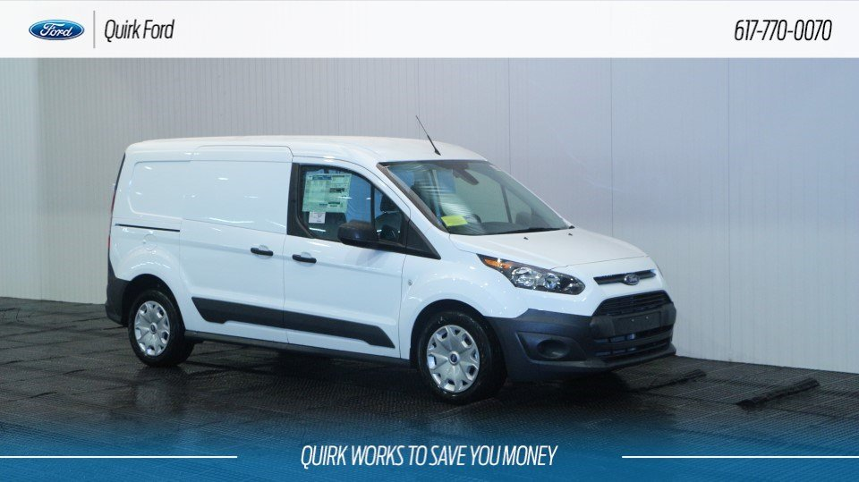 New 2018 Ford Transit Connect Xl Cargo Van In Quincy F107643