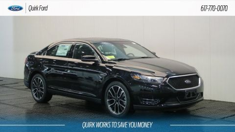 new 2018 ford taurus sho in quincy #f108815 | quirk ford