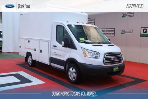 New 2019 Ford Transit Chassis Base w/S-Series Service Body