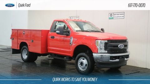 New 2019 Ford F-350 DRW XL KNAPHEIDE SERVICE BODY