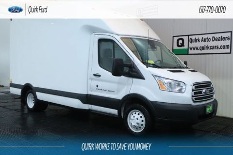 New 2019 Ford Transit Cutaway Base UNICELL BOX BODY