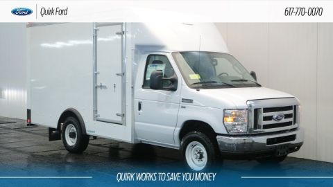 New 2019 Ford E-350 CUTAWAY 12' CARGOPORT