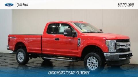 New 2018 Ford Super Duty F-250 SRW XLT