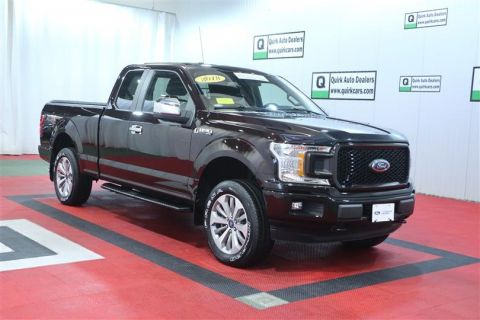 Certified Pre-Owned 2018 Ford F-150 STX 4WD