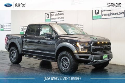 New 2019 Ford F-150 Raptor