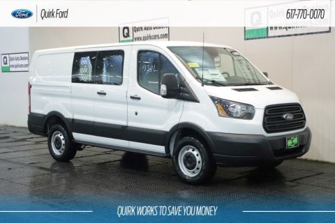 New 2019 Ford Transit Van Base w/60/40 Pass-Side Cargo Doors
