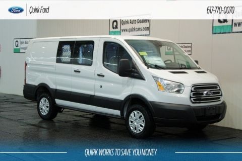 New 2019 Ford Transit Van Base w/60/40 Pass-Side Cargo Doors W/ BASIC RANGER PACKAGE