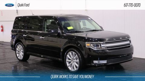 New 2018 Ford Flex Limited EcoBoost