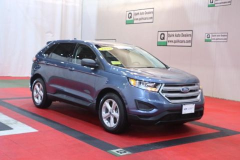 Certified Pre-Owned 2018 Ford Edge SE AWD