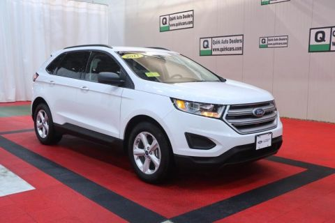 Certified Pre-Owned 2017 Ford Edge SE AWD