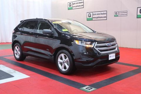 Certified Pre-Owned 2016 Ford Edge SE AWD